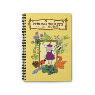 Mouse Scout Nature Journal