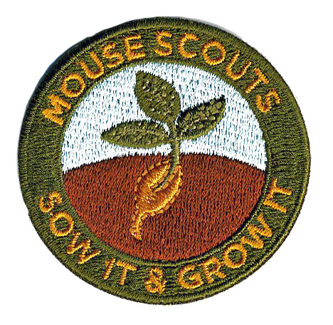 Sow it and Grow it Badge