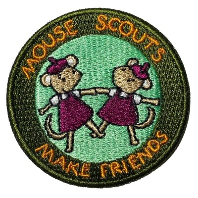 Make Friends Badge