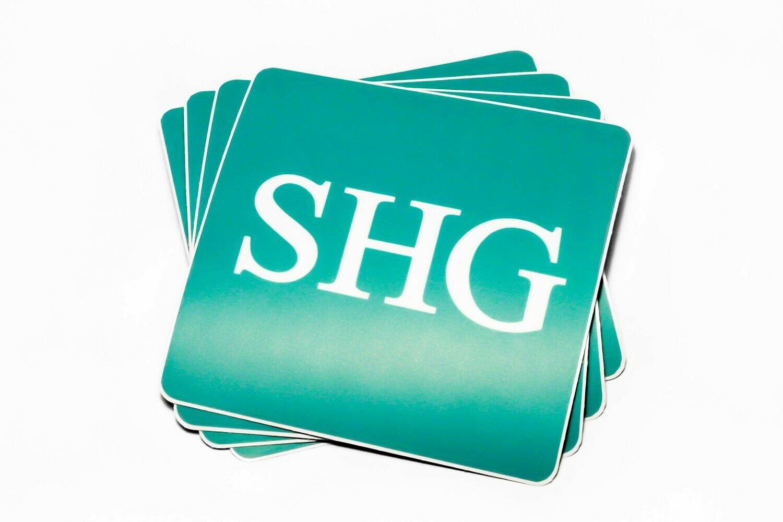SHG Square Decal