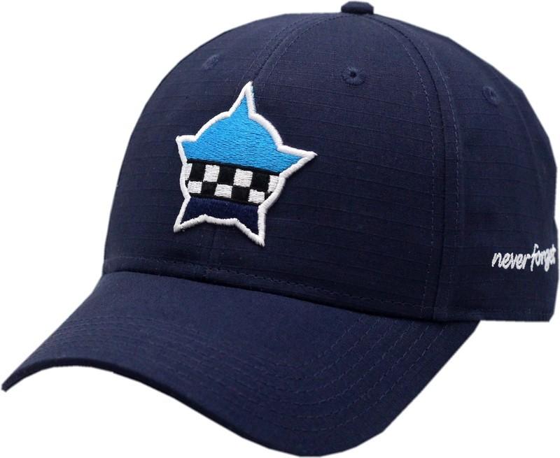 CPD Memorial Star Ripstop Adjustable Hat Full Color Navy 19-1266