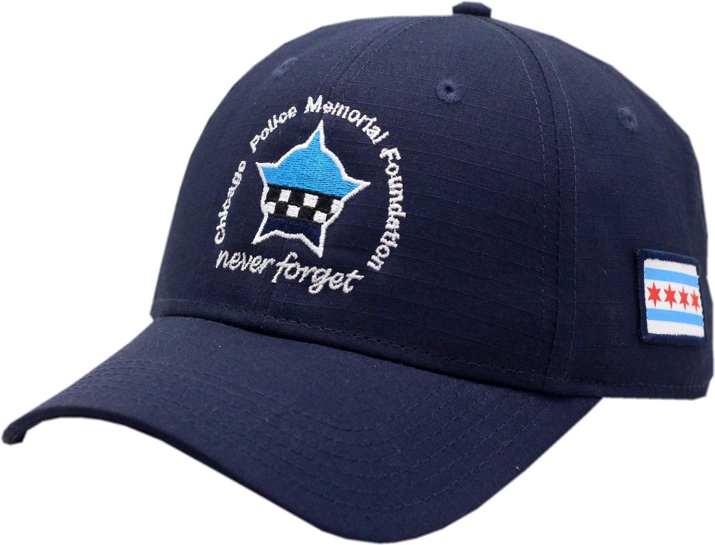 CPD Memorial Ripstop Adjustable Hat Subdued Navy 19-1266