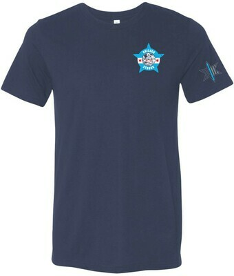 Chicago Strong Tri Blend T-Shirt