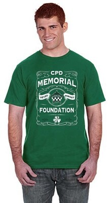 CPD Memorial Irish Shirt