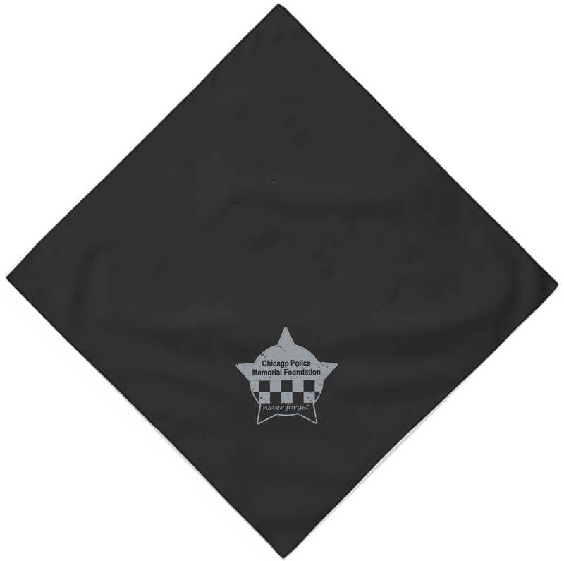 CPD Memorial Foundation Bandana