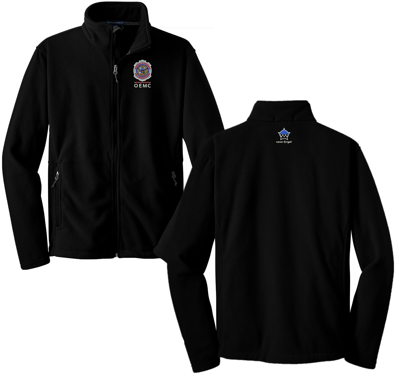 OEMC Value Fleece Jacket Full Zip F217