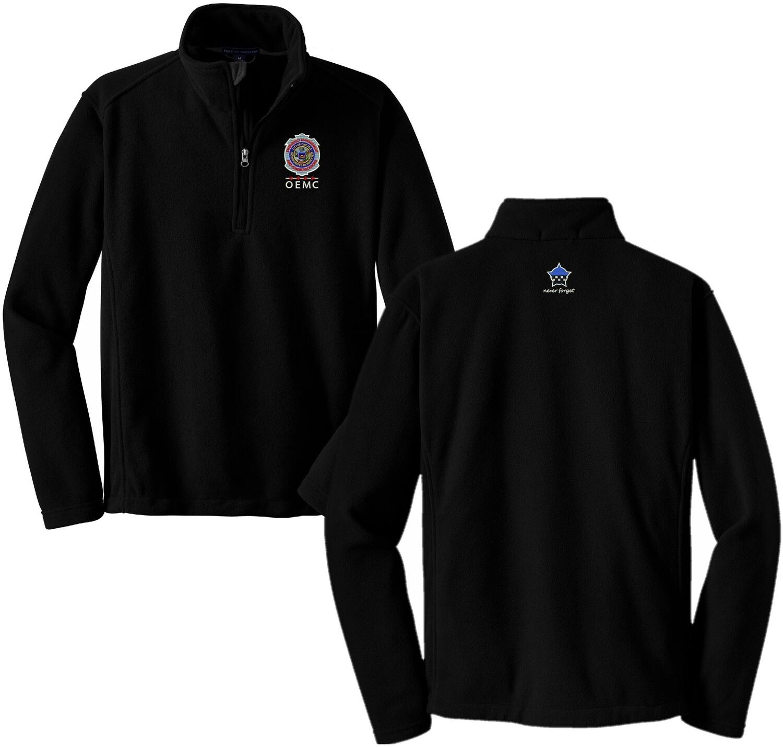 OEMC Value Fleece 1/4-Zip Pullover F218