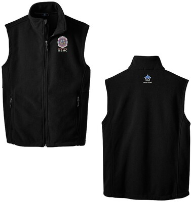 OEMC Value Fleece Vest Full Zip F219