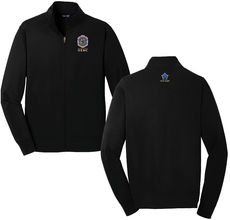 OEMC Sport-Wick® Fleece Full-Zip Jacket ST241