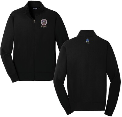 OEMC Sport-Wick® Fleece Full-Zip Jacket ST241