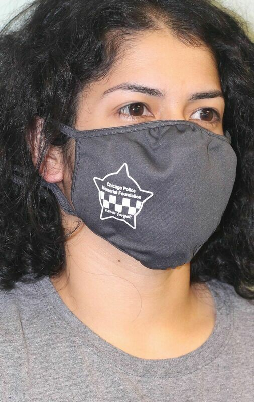 CPD Memorial Star PosiCharge Adjustable Grey Fask Mask