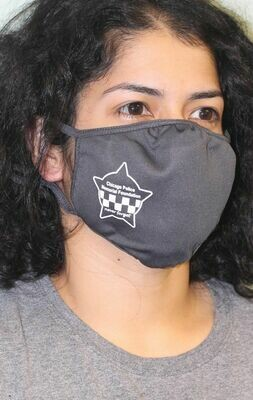 CPD Memorial Star PosiCharge Adjustable Grey Fask Mask
