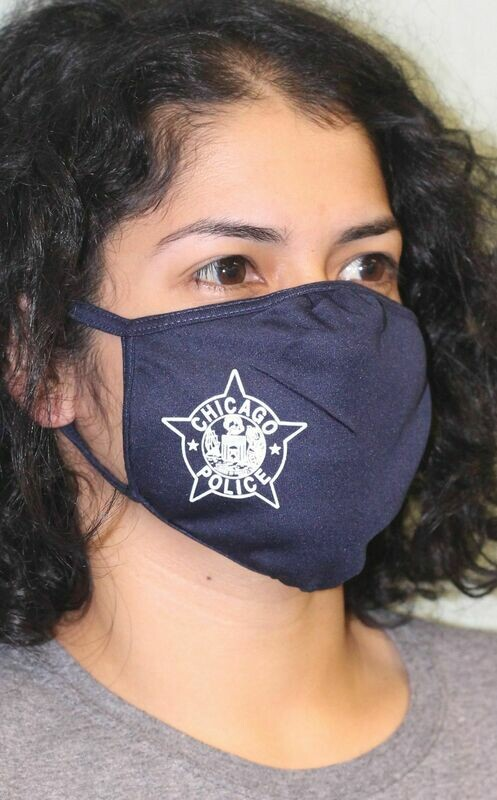 CPD Star PosiCharge Adjustable Navy Fask Mask