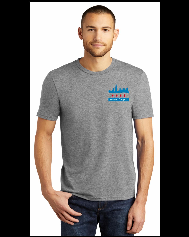 2021 Roll Call CPD Memorial Short Sleeve Jersey T-Shirt