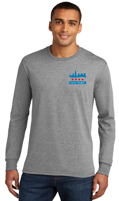2021 Roll Call CPD Memorial Long Sleeve T-Shirt