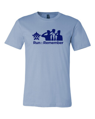 Run to Remember Soft style Shirt