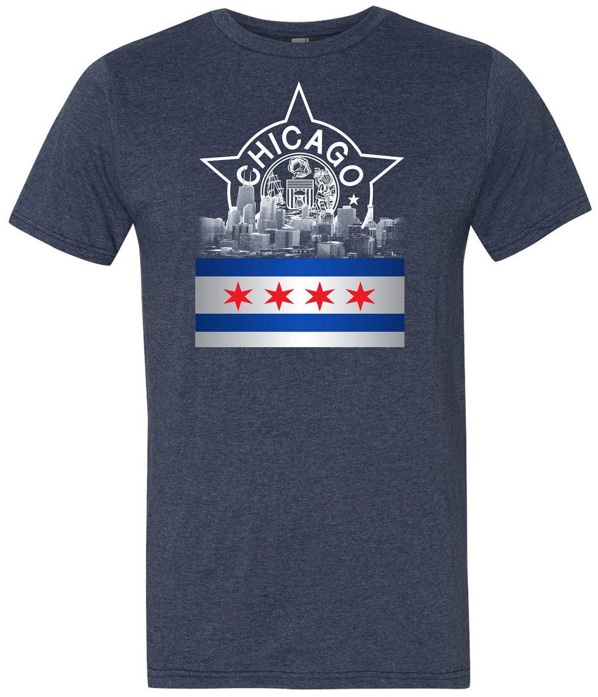 Chicago Police Rising Star Memorial Shirt