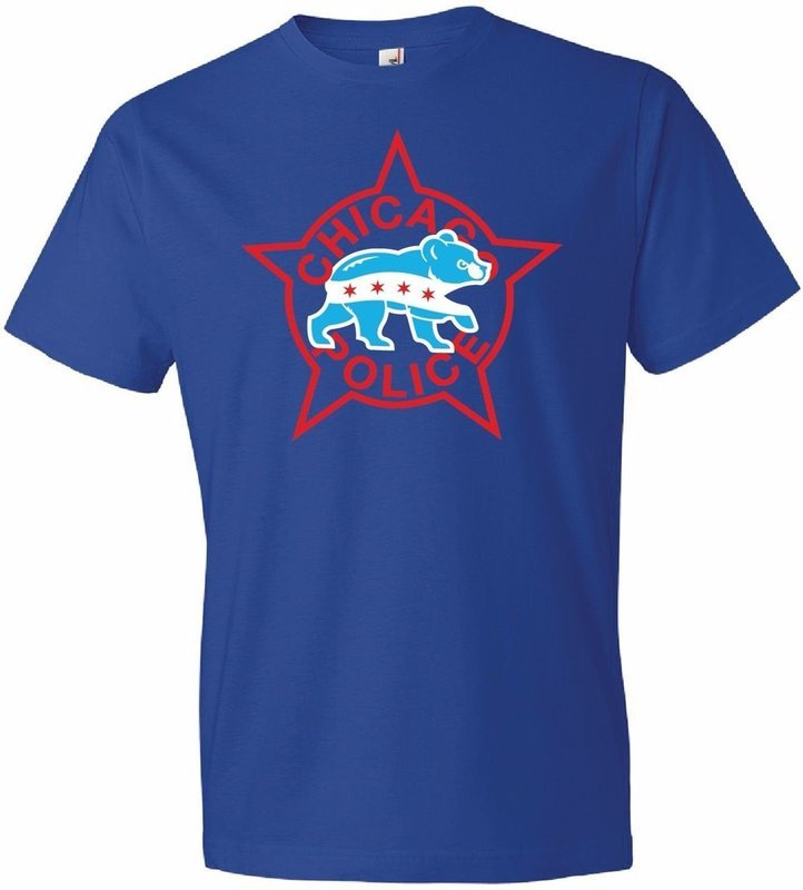 CPD Walking Bear T-Shirt
