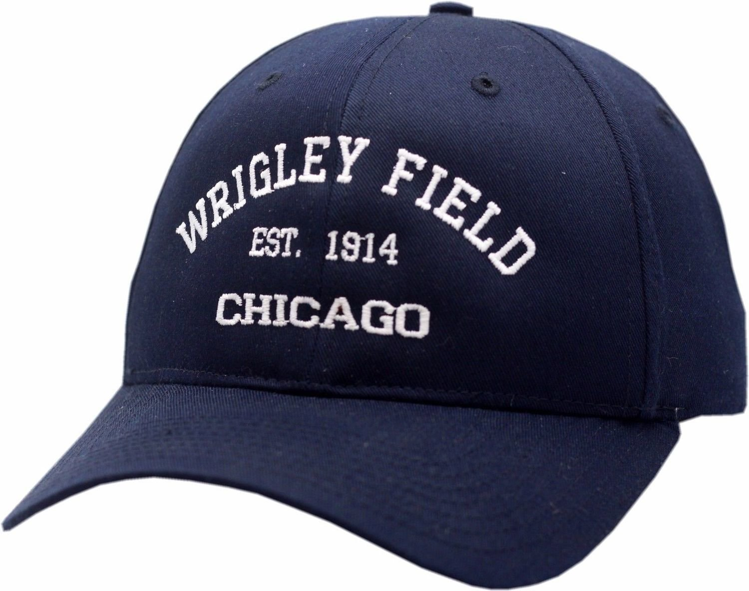 CPD Memorial Adjustable Hat Wrigley Field Chicago