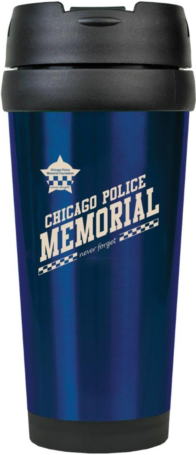 CPD Memorial Coffee Tumbler 14oz.