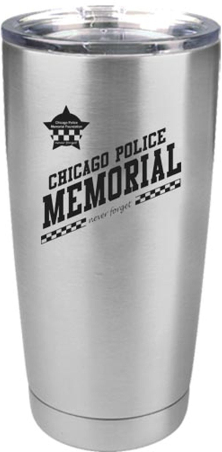 CPD Memorial Tumbler Stainless Steel 20oz.
