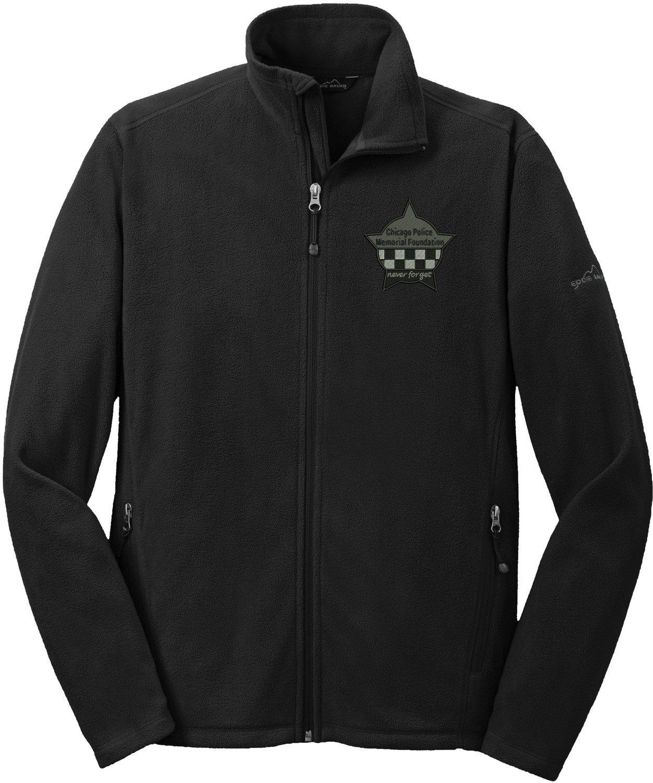 Eddie Bauer CPD Memorial Microfleece Full Zip Jacket EB224