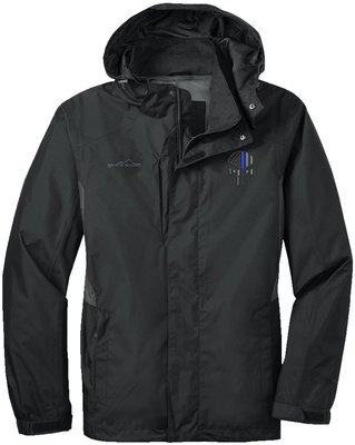 Eddie Bauer Punisher Blue Line Rain Jacket EB550