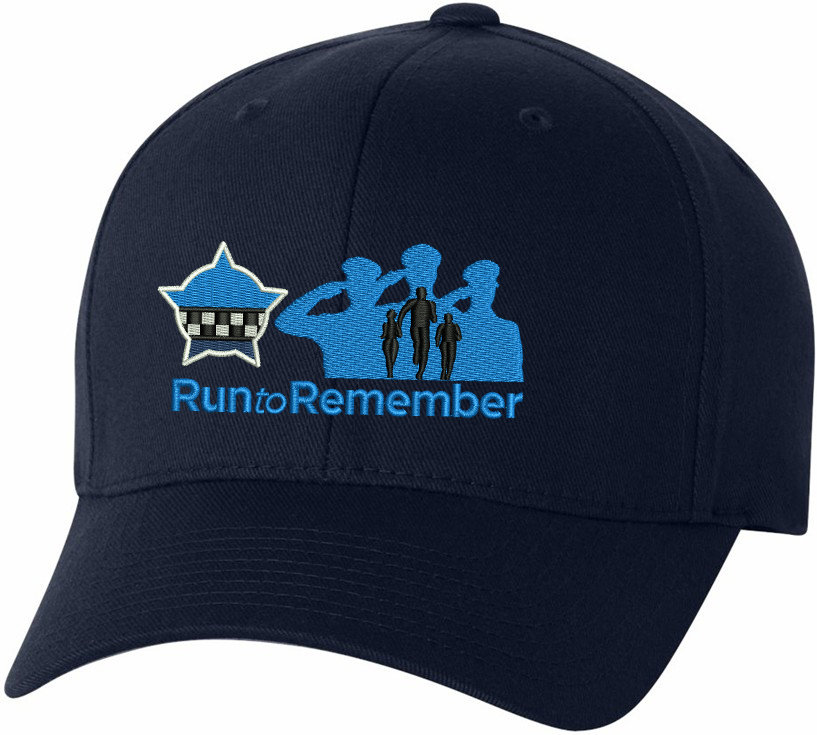 Run To Remember Flexfit - Cotton Blend Cap