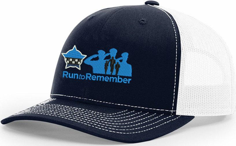 Run To Remember Trucker Mesh Cap