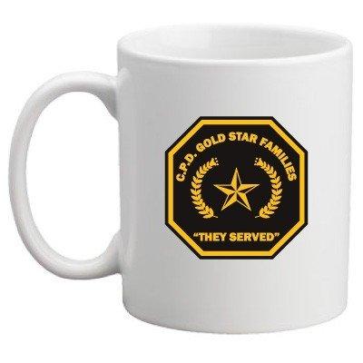Gold Star Coffee Mug