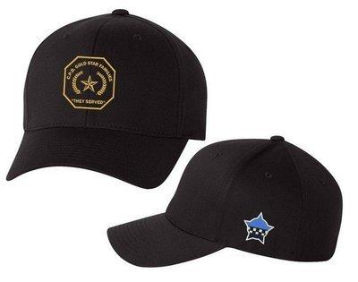 Gold Star Family Flex Fit Hat