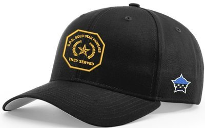 Gold Star Family Adjustable Hat