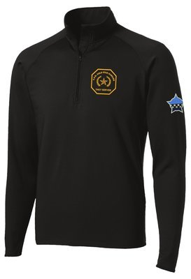 Gold Star Family Sport-Wick Stretch 1/2-Zip Pullover ST850