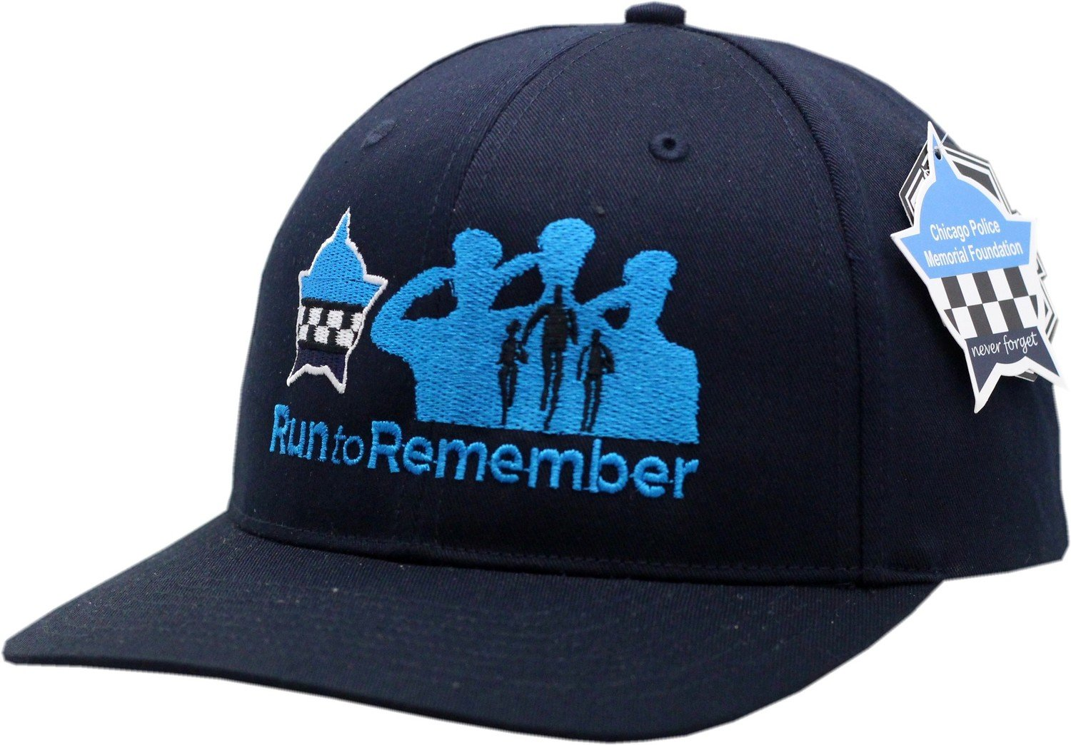 Run To Remember Adjustable Strap Hat