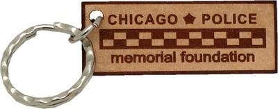 CPD Memorial Key Chain