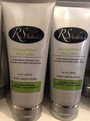 Firming Retinol Lotion