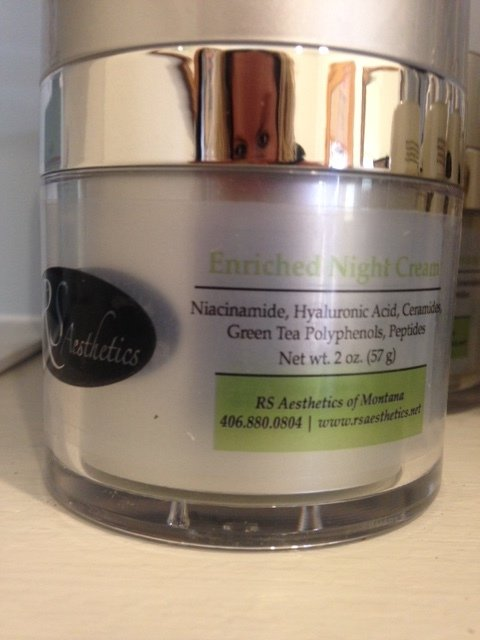 Enriched Night Cream
