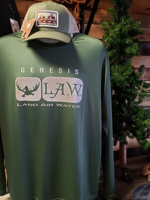 OLIVE GREEN LAW