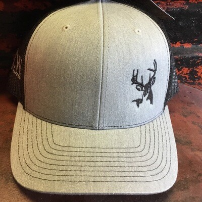 Deer Side Jean Grey/Black (trucker)