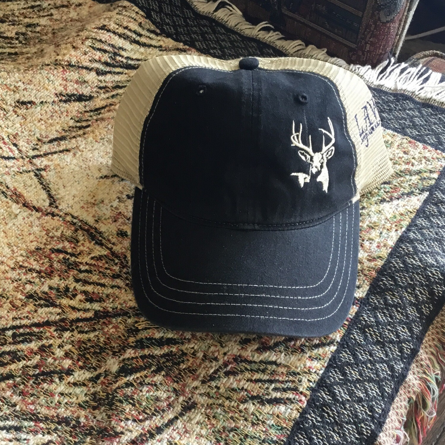 Deer Side Black/Khaki (soft)