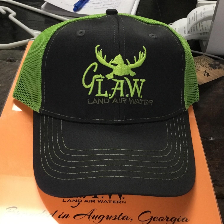 Duck G. LAW Lime Green (trucker)