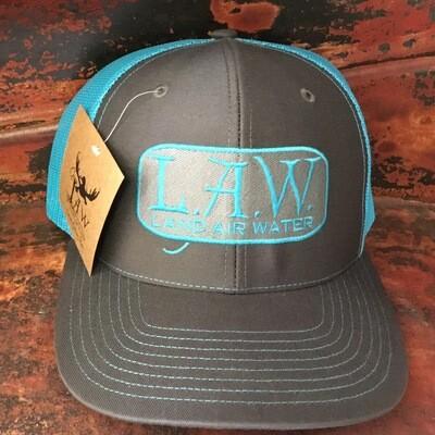 LAW Grey/blue (trucker)
