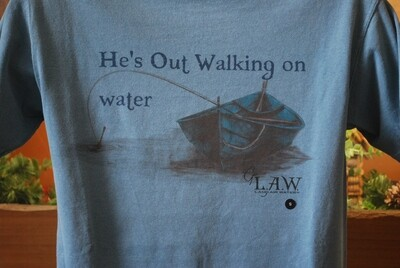 Walking On Water (Multiple colors)