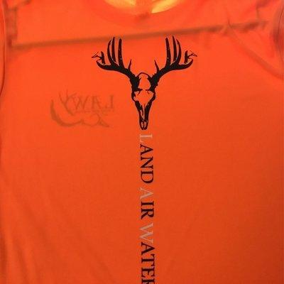 Poly Long Sleeve Deer Skull
