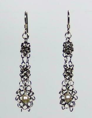 Arianrhod's Capella Earrings