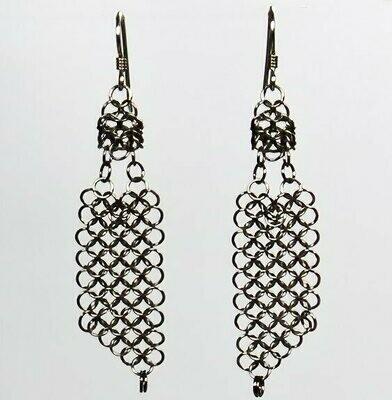 Arianrhod's Altair Earrings