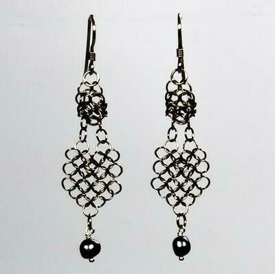 Arianrhod's Vega Earrings