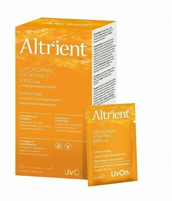 Liposomal Vitamin C 1000 mg - ALTRIENT