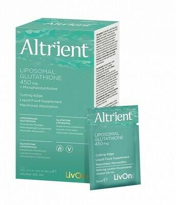 Liposomal Glutathione 450 mg - ALTRIENT