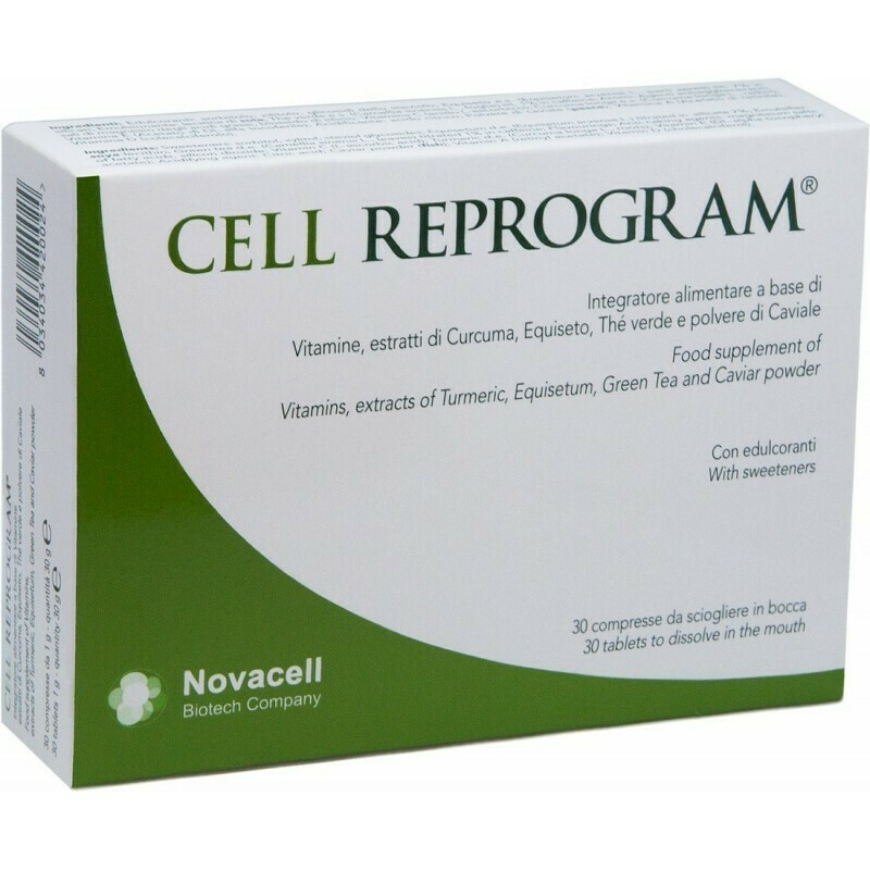 CELL REPROGAMM 30 COMPRESSE